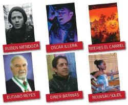 El talento Boyacense se toma la 42 versión del Festival Internacional de la Cultura