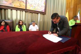 Boyacá, primer departamento del país en prohibir asbesto en contratación de obra pública