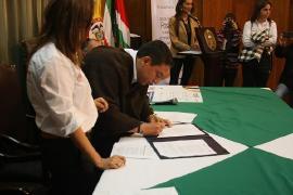 Firmarán convenios por valor de 76 mil millones de pesos para infraestructura educativa