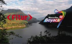 Boyacá estará presente en la Feria Internacional de Turismo de España -FITUR-