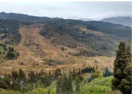 Seis municipios ya cuentan con insumos sobre amenazas y riesgos por incendios forestales