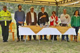Con nueva maquinaria avanza la siembra de cebada en el Año del Campo en Boyacá
