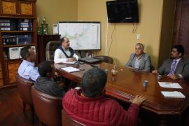 Se realizó Primer Comité Interinstitucional del Sector Agropecuario de Boyacá