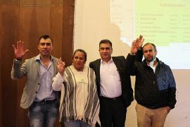 Elegidos representantes del fondo finca y del fondo complementario de garantías