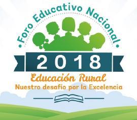 Educación inició fase provincial de los Foros 2018