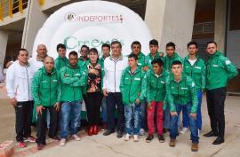 Boyacá recibe el Segundo Campeonato Nacional de Fútbol 7 para deportistas con parálisis cerebral