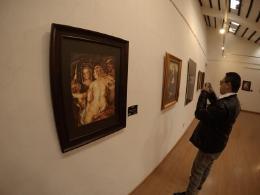 Presentan la exposición 'Esferarte Uno, Grandes Obras, Grandes Maestros'