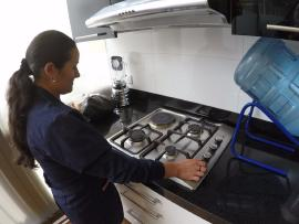 Habitantes de las provincias de la Libertad y Valderrama contarán con servicio de gas domiciliario