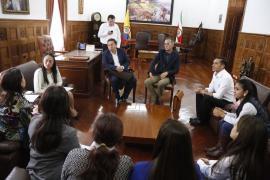 Gestora Social de Boyacá exalta respaldo de la UNICEF a programas dirigidos a la niñez boyacense