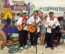 Boyacá prendió la fiesta en Cartagena al ritmo de 'La Cucharita'