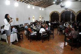 Segundo Encuentro de Gestoras y Gestores comenzó con informe de Nancy Amaya Rodríguez