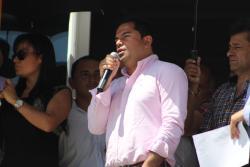 Municipio de Santana Inauguró bioparque y recibirá cancha moderna de baloncesto