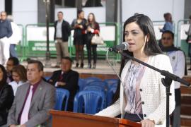 Gobernadora (e) participó en la celebración de los 197 años de la Fundación de Duitama