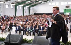 Emotiva carta del Gobernador de Boyacá a los docentes en su día