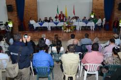Gobernación tramita $ 30 mil millones adicionales para las vías del Valle de Tenza