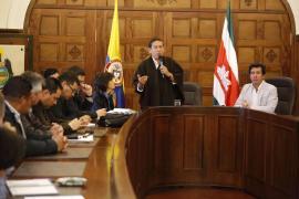 Gobernador tratará con Presidencia apertura de El Cocuy