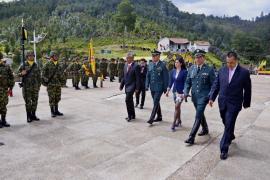 Gobernadora (e) de Boyacá saluda a Duitama en su efemérides hispánica