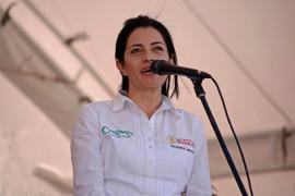 Gobernadora (e) de Boyacá ratificó compromiso con el occidente del departamento