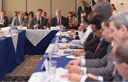 Gobernadores se alistan para la construcción de la paz
