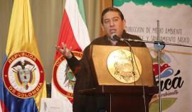 Gobernador Carlos Amaya lidera acciones para hacer frente al cambio climático