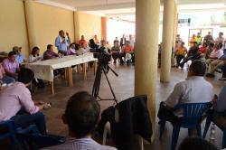 Alcaldes de Occidente agradecen gestión del Gobernador por las vías de la provincia