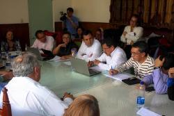Gobernador de Boyacá se apersona de la problemática del Hospital Regional de Tenza