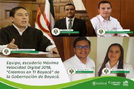 Gobernación de Boyacá, segundo en implementación de estrategia de Gobierno Digital