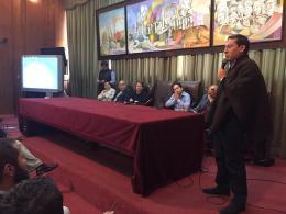 Ministerio del Medio Ambiente acompaña formulación del Plan de Desarrollo de Boyacá 2016-2019