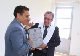 El programa 'Palabras Mayores' graduó a 26 nuevos bachilleres