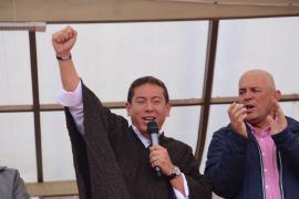 Municipio de Sativasur visitado por primera vez por un Gobernador de Boyacá