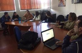 Gobernación de Carlos Amaya y UPTC trabajan de la mano por la niñez