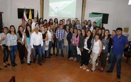 Con mayor compromiso y motivación regresan líderes sociales a sus municipios