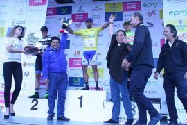 Gobernador dio la bienvenida a la Vuelta Colombia en Bicicleta