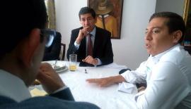 Gobernador de Boyacá y Alcalde de Sogamoso unen esfuerzos por la Provincia de Sugamuxi
