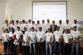 Gobierno de Boyacá lanzó la estrategia de 'Guardaparques Protectores el Ambiente'