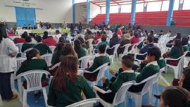 Gobernación de Boyacá hace presencia en la provincia de Gutiérrez