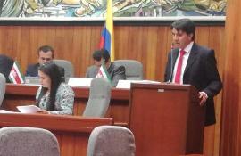Aprobado en segundo debate proyecto que otorga descuentos a deudores de tributos