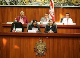 Asamblea aprobó, en primer debate, adición de recursos del empréstito a presupuesto 2017