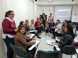 Salud realiza Rehabilitación Basada en Comunidad dirigida a los 123 municipios