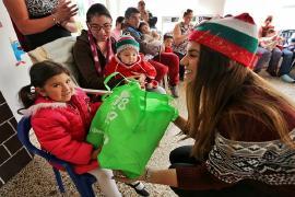 La campaña 'Semillas de Alegría' llegó a centros de salud