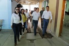 Gobernador de Boyacá comprometió recursos para Hospital de Cubará