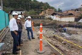 Arrancaron obras del nuevo Hospital Regional de Miraflores
