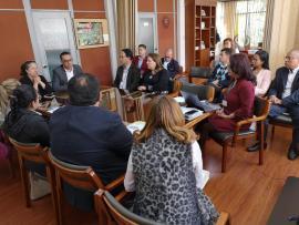 Hospitales de Boyacá avanzan en la modificación del nuevo Documento Red
