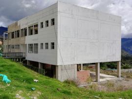 Gobierno Departamental anunció reinicio de obras del Hospital de Güicán de la Sierra