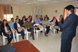 Secretaría de Hacienda capacitó a contribuyentes sobre impuesto al consumo