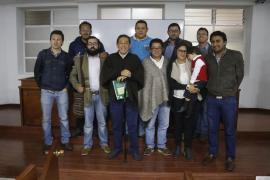 La UPTC ahora tiene una sala de audiencias llamada 'John Alexander Pérez Suárez'