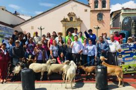 """Sogamoso, Paipa y Paz de Río progresan gracias al Incentivo Finca """"Creemos en el Campo"""""""