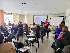 INCI realizó jornadas de Asistencia Técnica en Atención a la Población con Discapacidad Visual