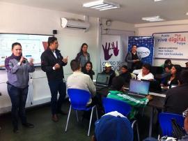 En Boyacá se realiza socialización de herramientas digitales para la inclusión