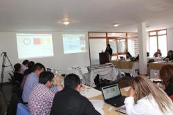 Indeportes presentó avances del plan de desarrollo